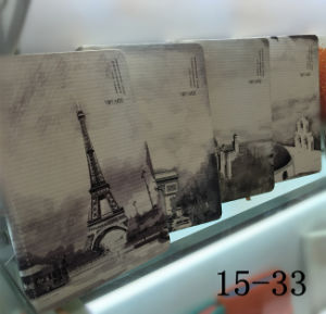 Top-Grade Printing PU Leather Hard Cover Notebook pictures & photos