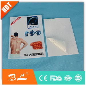 Ss 2017 Hot New Products Hot Sale Ketotop Pain Relieving Patch Medicated Hot Capsicum Plaster pictures & photos