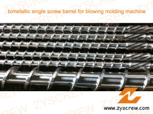Screw Barrel for Extruder with Water Recycling System pictures & photos