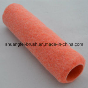 Pile 12mm Pink Polyester American Style Paint Roller for Painting pictures & photos