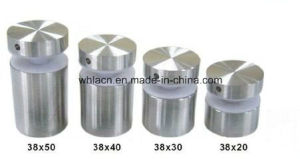 Stainless Steel Balustrade Railing Glass Patch Fitting (Steel Casting) pictures & photos