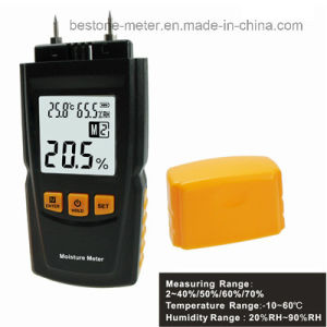 Wood Moisture Meter (BE610) pictures & photos
