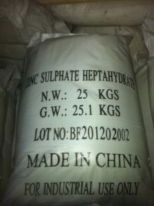 Supply Zinc Sulphate Fertilizer Grade with Competitive Price pictures & photos