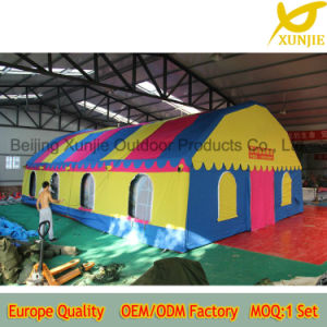 Large Luxury Air Tight Inflatable Tent pictures & photos