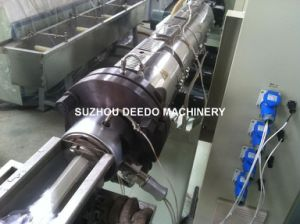 PVC Trunking Profile Extrusion Making Machine pictures & photos