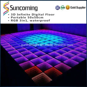 2015 New LED Tunnel Low Price Buy Disco Dance Floor pictures & photos