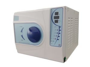 Dental Autoclave Machine with Three Times Pulsing Vacuum pictures & photos