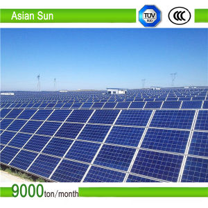 PV Photovoltaic Mounting Brackets for Solar System, Solar Power Plant 1MW pictures & photos