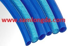 Reinforced PU Braid Hose / PU Tube pictures & photos