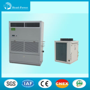 33kw Chinese Air Conditioner Floor Stand Central HVAC Indoor Outdoor Split Air Conditioner pictures & photos