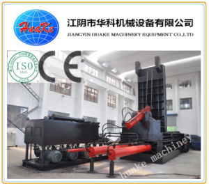 Automatic Hydraulic Car Baler pictures & photos