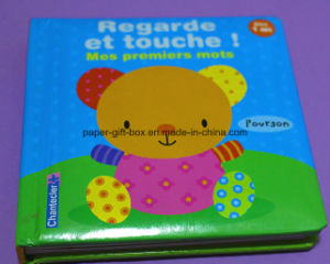 Touch and Feel Book for Kids pictures & photos