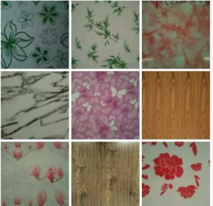 Flower Pattern Prepainted Galvanised PPGI for Steel Building Decoration Coils pictures & photos