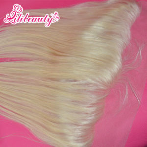 Straight Brazilian Human Hair 13X4 Hair Lace Frontal pictures & photos