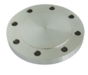 Stainless Steel Forged Blind Flanges pictures & photos