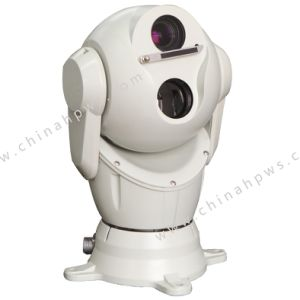 Vehicle Mounted Bi-Spectrum Thermal Dome Camera (3400m) pictures & photos