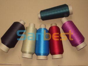 High Seam Elasticity 100% Nylon Textured Thread for Underwear pictures & photos