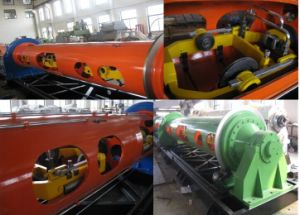 630mm Tubular Cable Strander for Wire and Cable Production Line