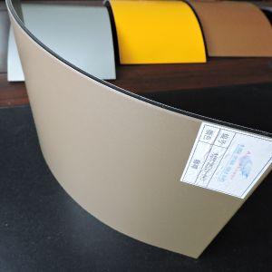 Brown Silver Design PVDF Coated Aluminum Composite Panel Aluco ACP pictures & photos