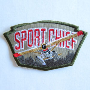 Customized High Quality 3D Embroidery Badge pictures & photos