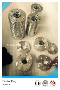 ANSI B16.5 Slip on Stainless Steel F321 Flanges pictures & photos