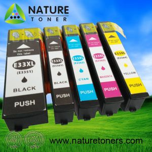 T3351/T3361/T3362/T3363/T3364 (T33XL) Compatible Ink Cartridge for Epson XP-530/XP-630/XP-635 /XP-830 pictures & photos