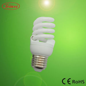 T2 9W, 11W, 13W, 20W, 25W Full Spiral Energy Saving Lamp, Light pictures & photos