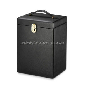 Large Lockable Jewelry Organizer Box Storage Case pictures & photos