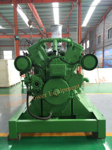 Ce Approved Biogas, Syngas, Natural Gas Generator with Cummins Engine pictures & photos