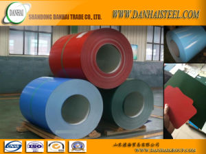 Prepainted Galvanized Steel Coil/PPGI Steel Coils pictures & photos