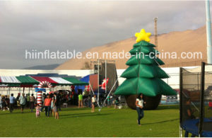 Top Christmas Tree Outdoor Inflatable Christmas Tree pictures & photos