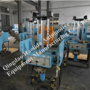 High Quality Pneumatic Pit Jack 15t pictures & photos