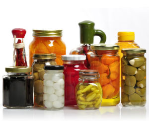 Glass Jars for Food Storage pictures & photos