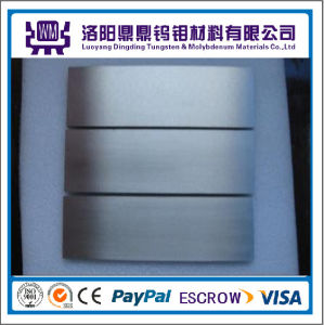 99.95% Pure Molybdenum Sheet/Molybdenum Plate for Vacuum Furnace with Good Electrical Conductivity pictures & photos