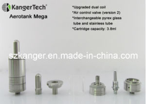 3.8ml Kanger Atomizer Aerotank Mega pictures & photos