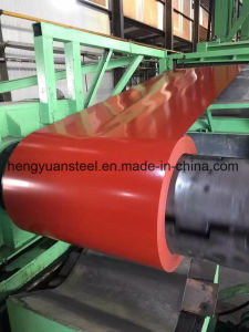 1000-1250mm Width PPGI Prepainted Coils with ASTM Standard pictures & photos