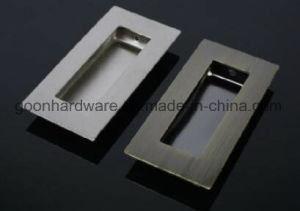 Stainless Steel Flush Pulls - 002 pictures & photos