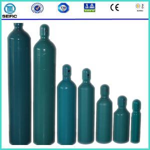 High Pressure Oxygen Nitrogen Argon Seamless Steel Gas Cylinder pictures & photos