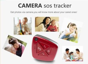 Mini GPS Tracker 3G Camera in Pendant for Kid or The Aged pictures & photos