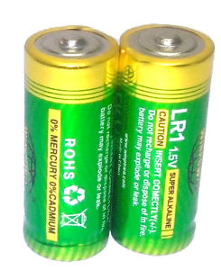 Remote Control Battery 1.5V Dry Cell AAA Lr03 Alkaline Battery pictures & photos