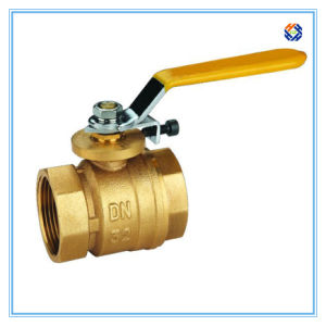 "1.5 "" Brass Ball Valve Supplier in China pictures & photos"