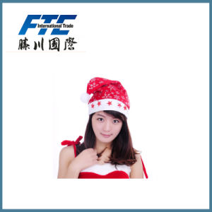 2017 Promotional Gifts Santa Claus′cap & Hat pictures & photos
