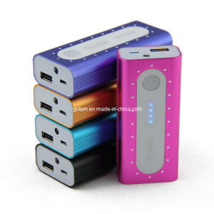 4400mAh High Quality External Battery Charger Power Bank