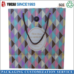 Customized Fashion Bags Paper Shopping Bag pictures & photos