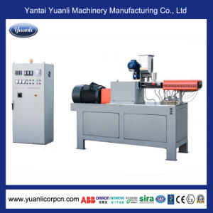 Hot Sale Double Screw Extruder for Powder Coating Production Line pictures & photos