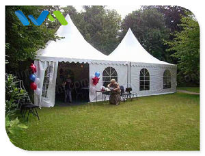 5m X 5m Outdoor Canopy Luxury Pagoda Tent for Sale pictures & photos