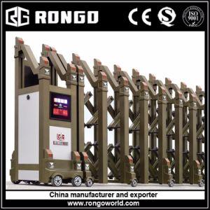 Rongo Brand Newest Design Accordion Main Gate