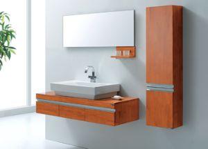 Modern Style/Bathroom Cabinet/Vanity (KA845) with Lamp