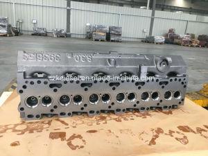 CNC Machined Cummins Diesel Engine 3973493/3936180/3802466 Cast Iron 6CT8.3 Cylinder Head pictures & photos