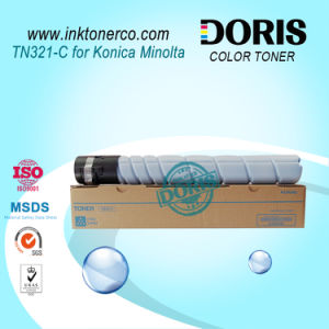 Color Copier Toner Cartridge Tn321 for Konica Minolta Bizhub C224 C284 C364 Refill Toner Powder pictures & photos